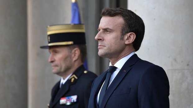 Президент Франции призвал страны проявить солидарность в области производства вакцин