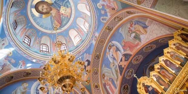 В храме на Фестивальной пройдет цикл встреч на тему православия