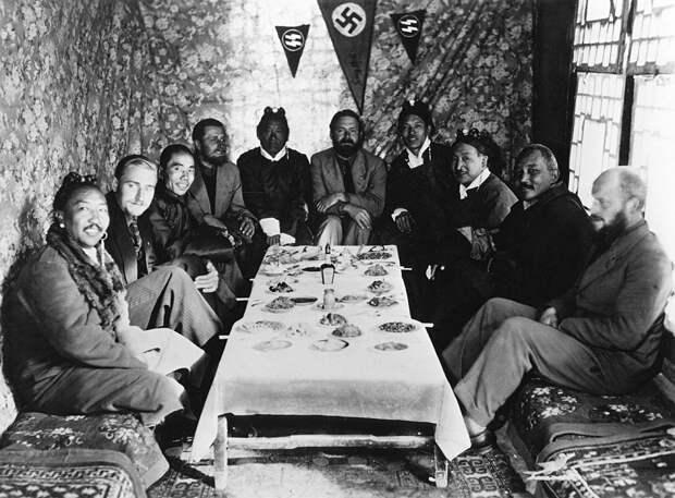 Что тайно искали оккультисты Гитлера в Советском Союзе