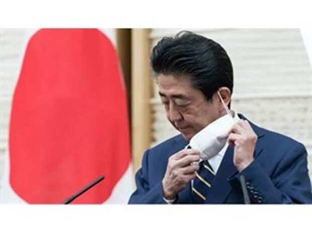 Абэ сообщил об отставке с поста премьера