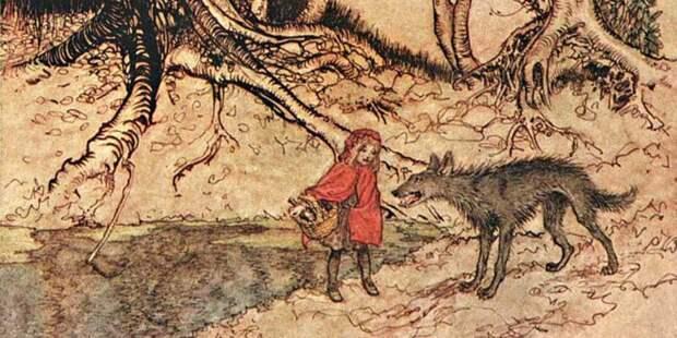 Средневековые убийцы, или о чем на самом деле сказка про Красную Шапочку?