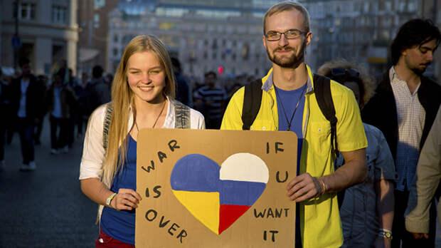 В МИД Украины истерика: там услышали Путина