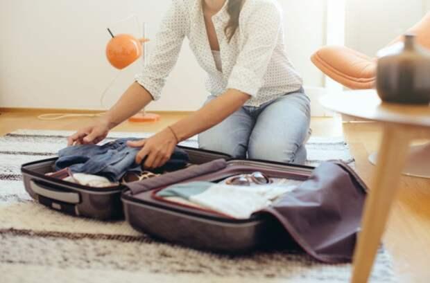 С простыми лайфхаками сбор чемодана перестанет быть стрессом.
