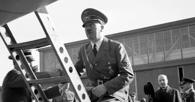 В каких оккупированных городах СССР побывал Гитлер за времявойны