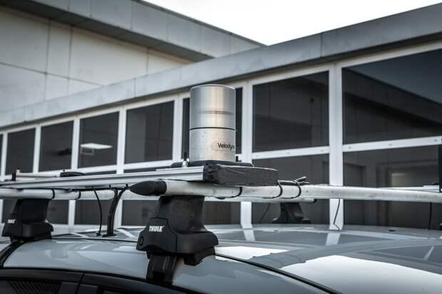 А на крыше ведро за 40 тысяч фунтов: зачем Nissan делает беспилотники