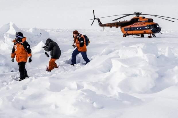 Село в Красноярском крае планируют сделать базой для турмаршрута на Северный полюс