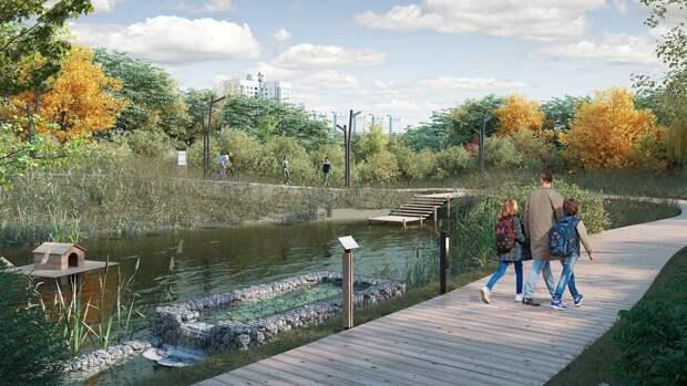 Эфир: Сады и парки в российских городах как символ нового урбанизма