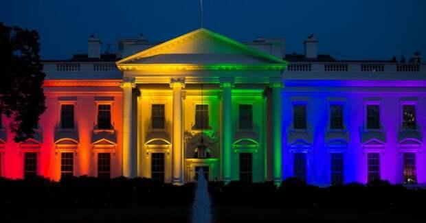 Хрен с ними, с шахматами, когда Белый Дом уже покрасят?