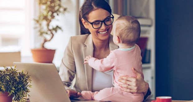 Отсутствие декрета и его последствия: противоположные взгляды работающих мам