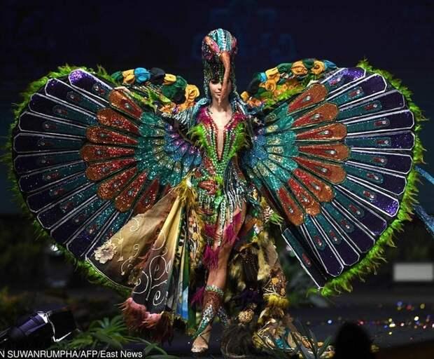19 уникальных костюмов представительниц конкурса «Мисс Вселенная»
