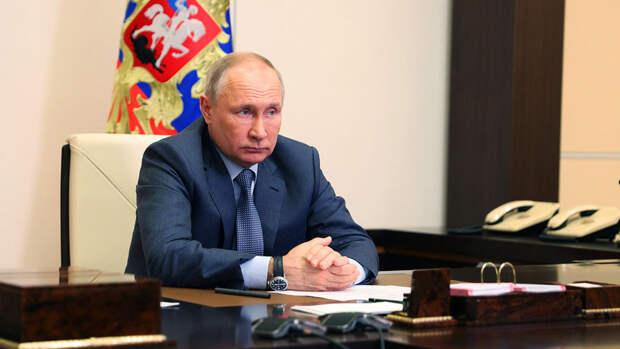 Путин поручил ввести усиленные меры безопасности на время Евро-2020