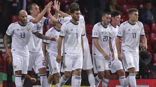 Сборная России по футболу сыграла вничью с поляками