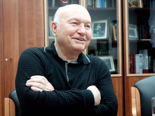 Московские власти отказались назвать улицу в столице именем Лужкова