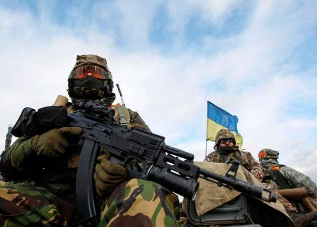 ВСУ устроили погром на границе с Крымом