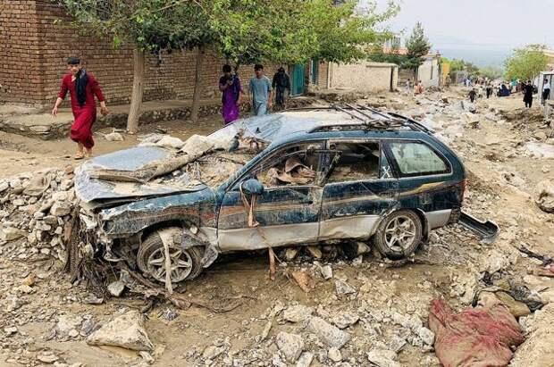 Эмиссар США прокомментировал покушение на вице-президента Афганистана