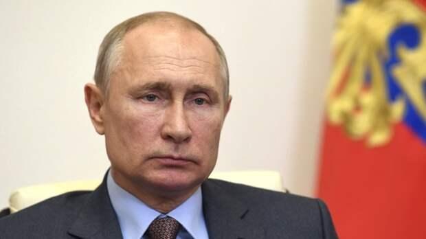 Владимир Путин заявил о стене в отношениях России и Украины