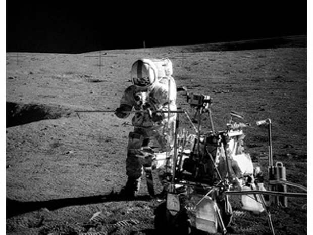 Простое доказательство того, что американцы не были на Луне