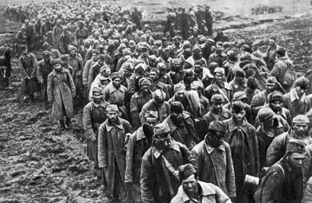 Вяземский котёл: самое страшное поражение Красной Армии