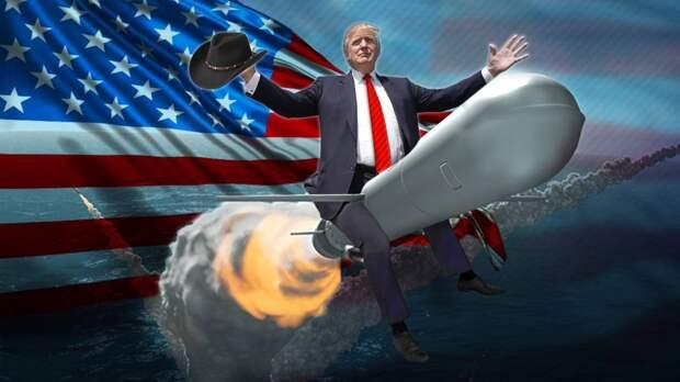 Сказочный … Трамп готовит против России «супербыстрые» ракеты