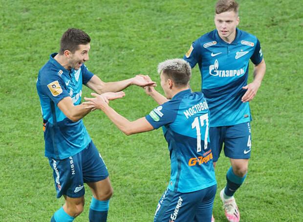 «-4» - Караваев, Кузяев и Оздоев присоединились к «Зениту», Дзюбы пока нет