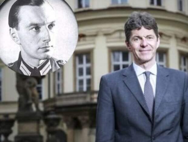 Вместо репараций Польша получила нового посла – сына адъютанта Гитлера