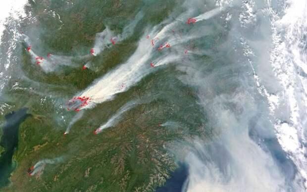 Сибирь оказалась в замкнутом круге необратимых последствий
