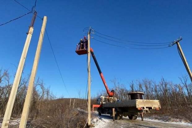 На Русском острове ремонт сетей пойдет по графику: итоги встречи Оборонэнерго с жителями