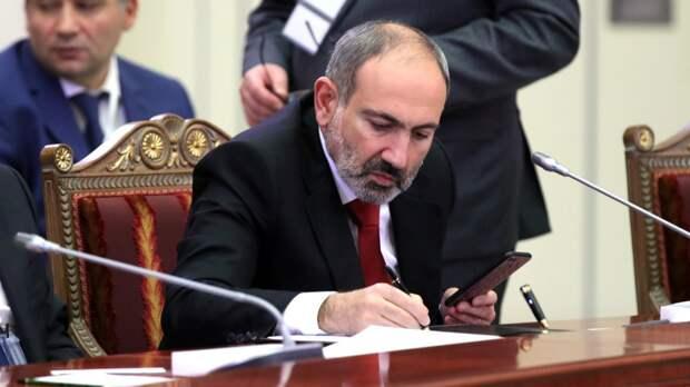 Инцидент с военнослужащими Азербайджана заставил Пашиняна обратиться в ОДКБ