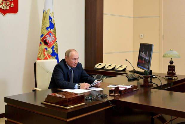 Путин предложил назначить Володина спикером Госдумы VIII созыва