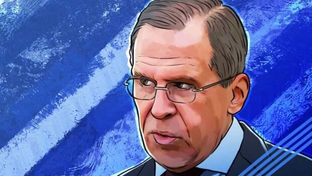 Лавров заявил, что Россия готова наладить работу дипмиссии США