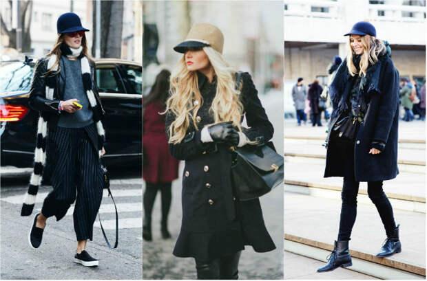 Как выбрать шляпу к одежде: жокейская шапочка