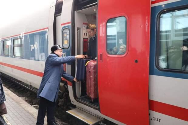 Более 4500 маломобильным пассажирам оказали помощь на вокзалах Горьковской железной дороги в январе-апреле 2021 года