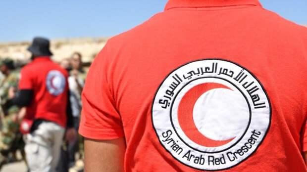 Красный Полумесяц озвучил число пострадавших территориях Палестины за сутки