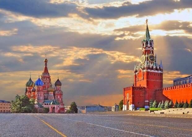 Два геополитических приоритета России