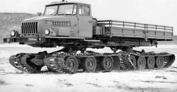 И вброд, и вплавь: 6 невероятно мощных советских автомобилей