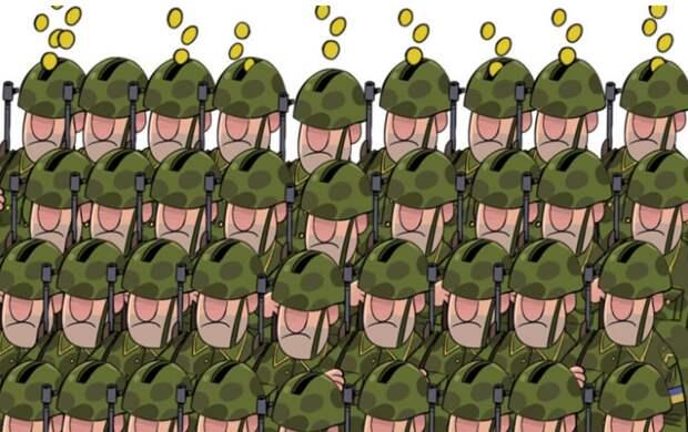Батальоны просят зарплат, или Кому нужна территориальная оборона