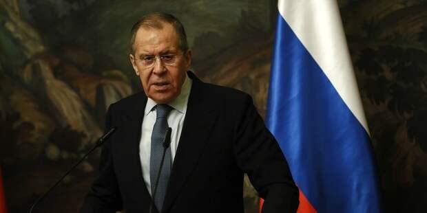Лавров отметил желание ЕС «подпевать» Вашингтону