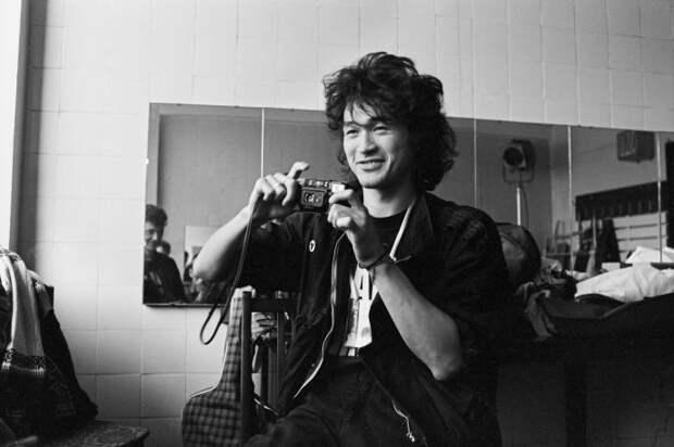 20 избранных цитат и редких фото Виктора Цоя