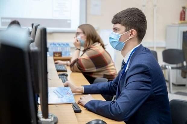 В Минпросвещения рассказали, что около 0,13% школ РФ находятся на удаленке
