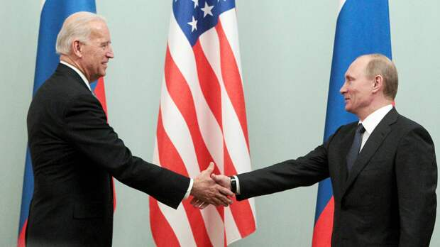 Байден собирается обсудить с Путиным борьбу с хакерами