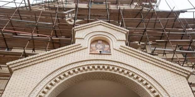 Первая литургия в храмовом комплексе в честь святителя Спиридона состоится 25 декабря