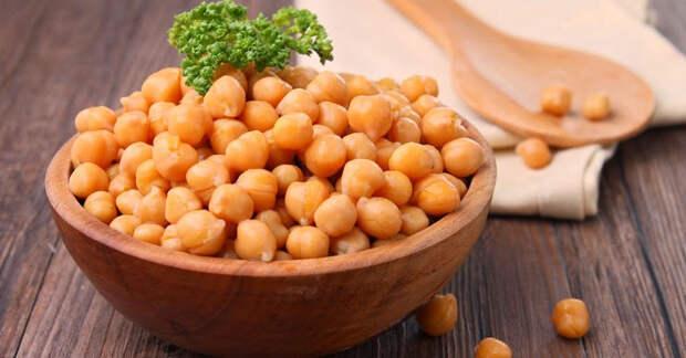 Вот от каких проблем со здоровьем поможет избавиться нут + вкусный рецепт