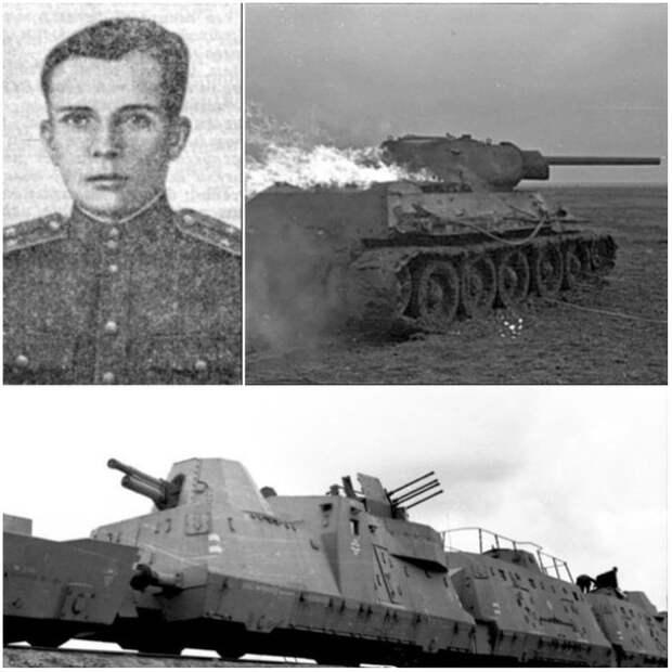 Подвиг советских танкистов