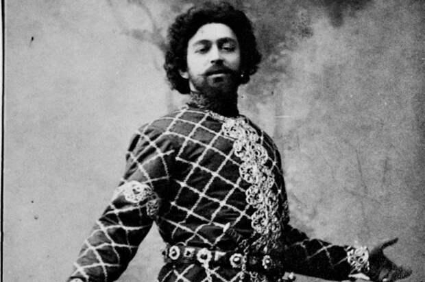Л. В. Собинов в опере «Русалка», 1900-е.