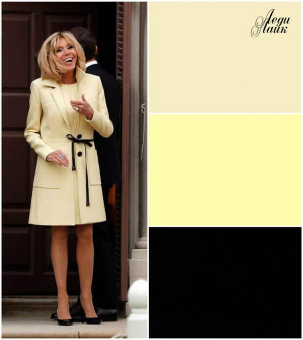 Цвета одежды, которые маскируют темные круги, покраснения и мелкие несовершенства кожи
