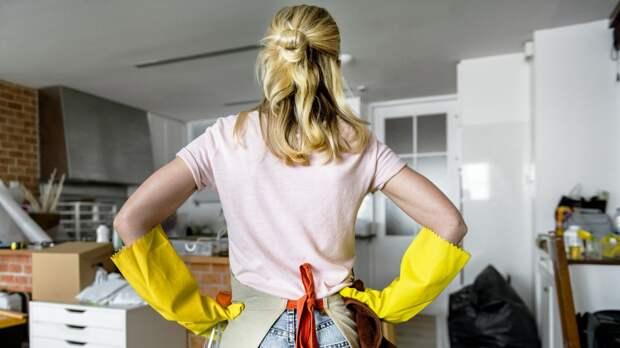 Найдена взаимосвязь между занятием домашними делами и работой мозга у пожилых людей