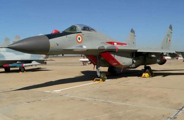 Россия не позволила Штатам закрепиться на индийском рынке оружия