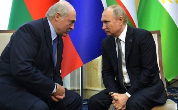 С чем Лукашенко едет к Путину