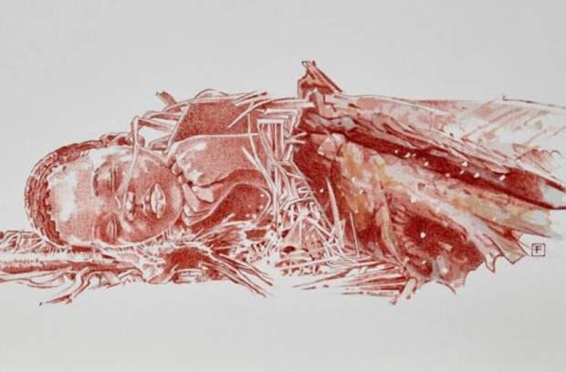 В Африке нашли древнейшую могилу ребенка. Ей 78 000 лет