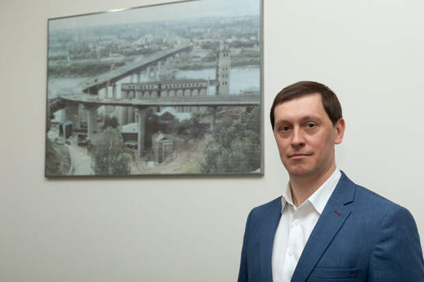 Андрей Левдиков стал директором ГУММиД в Нижнем Новгороде